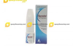 Thuốc Nazoster