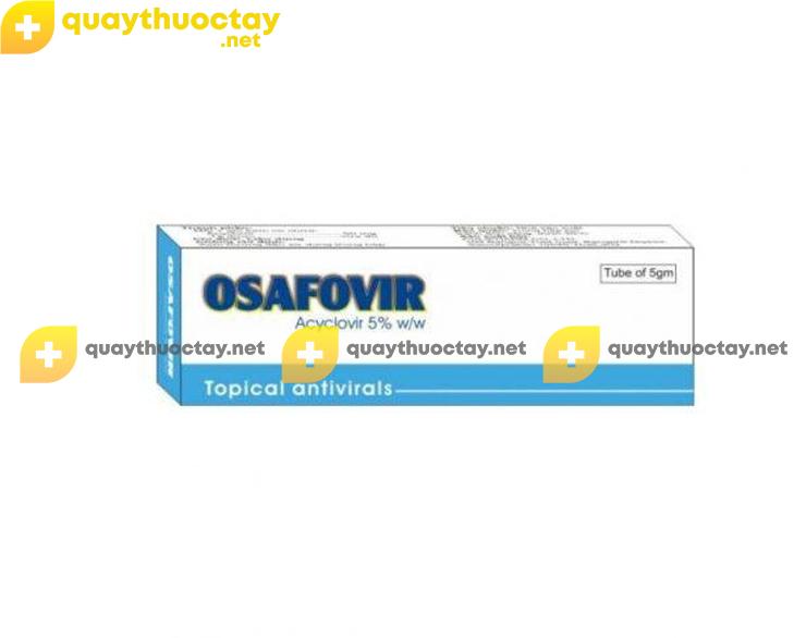 Thuốc Osafovir