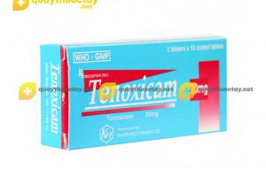 Thuốc Tenoxicam