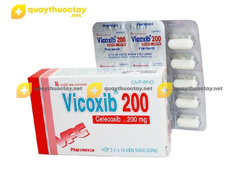 Thuốc Vicoxib