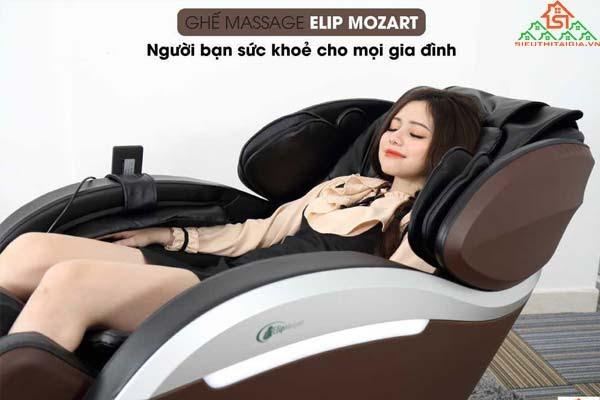 Ghế massage toàn thân ELIP Mozart
